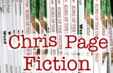 Chris Page fiction page